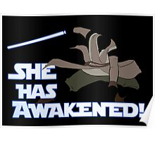 Movies - she has awakened Poster