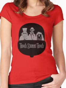 Tomb Sweet Tomb Women's Fitted Scoop T-Shirt