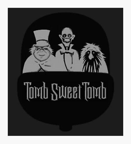 Tomb Sweet Tomb Photographic Print