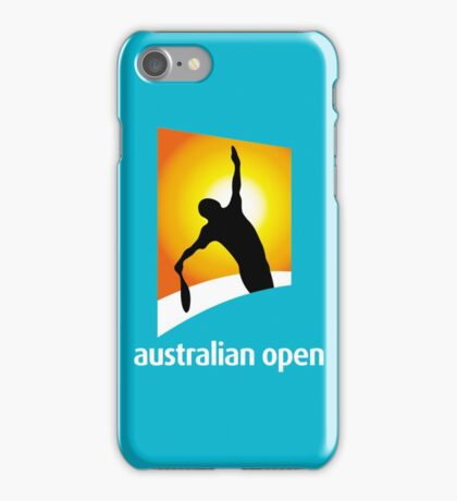 australian tennis iPhone Case/Skin