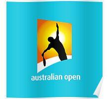 australian tennis Poster