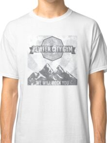 Pewter City Gym Classic T-Shirt