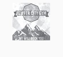 Pewter City Gym Men's Baseball ¾ T-Shirt