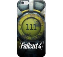 Fallout 4 Merchandise iPhone Case/Skin