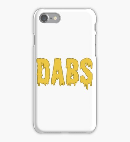 Dabs iPhone Case/Skin