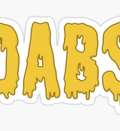 Dabs Sticker