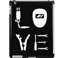 Welder iPad Case/Skin