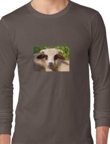 Sheep Portrait Close Up T-Shirt