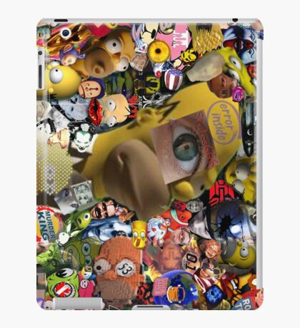 Pop culture - Styles666 iPad Case/Skin