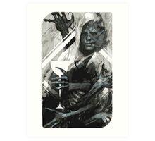 Corypheus Tarot Card Art Print