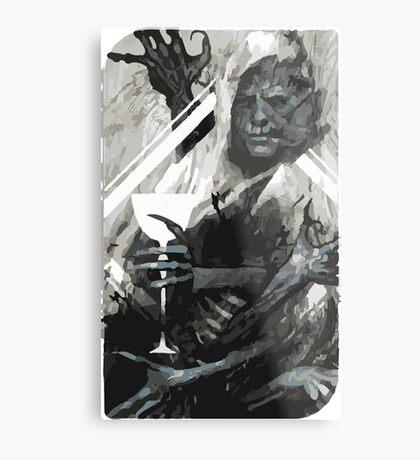 Corypheus Tarot Card Metal Print