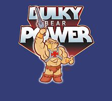 BULKY BEAR POWER Unisex T-Shirt