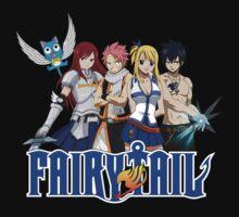 Fairy Tail by FansofLOL
