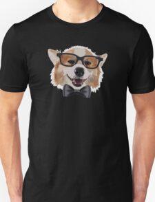 Smart Corgi Unisex T-Shirt
