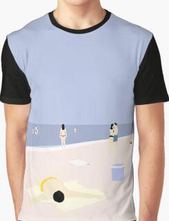 PÅ STRANDEN Graphic T-Shirt