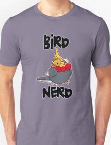 Funny Bird Nerd  T-Shirt
