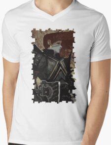 Female Dwarf Tarot Card Mens V-Neck T-Shirt