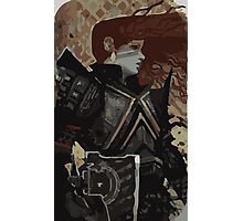 Female Dwarf Tarot Card Photographic Print