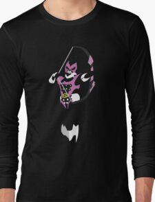 Psycho Pink Long Sleeve T-Shirt