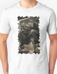 Male Dwarf Tarot Card T-Shirt