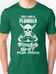 PLUMBER T-Shirt
