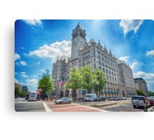 Old Washington Post Office  Canvas Print