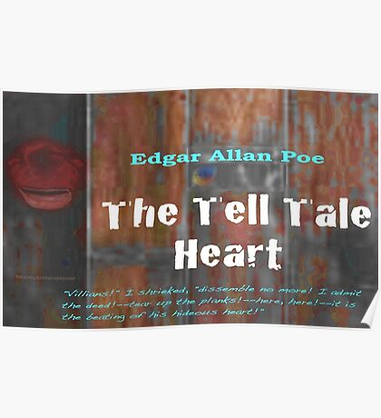 The Tell Tale Heart Poster