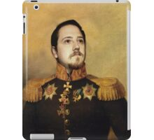 Generally Justin Smith iPad Case/Skin
