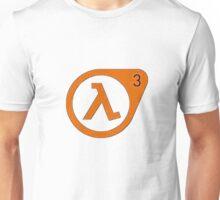 Half Life 3 Merch Unisex T-Shirt