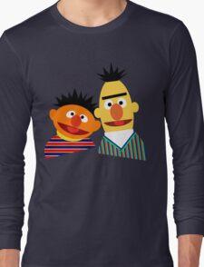 Ernie and Bert Long Sleeve T-Shirt