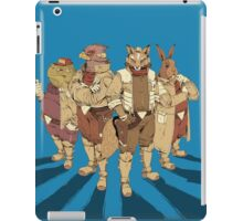 Star Fox Zero Team iPad Case/Skin