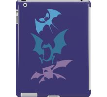 ZubatEvolution iPad Case/Skin