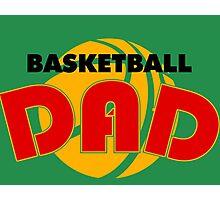 Basketball Dad 2 Photographic Print