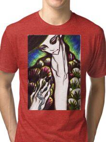brimmed hat Tri-blend T-Shirt