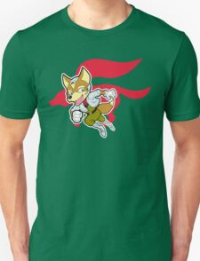 StarFox Cartoon T-Shirt
