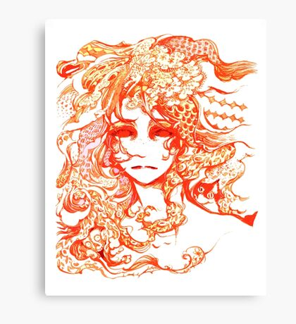 fairey Canvas Print