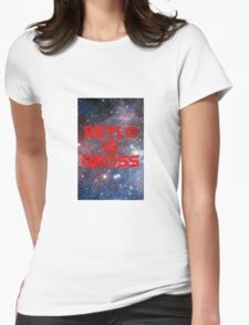 Reylo is Gross Womens Fitted T-Shirt