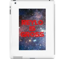 Reylo is Gross iPad Case/Skin
