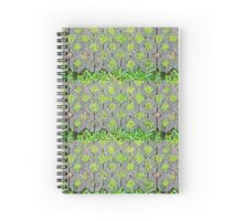 Mossy stones Spiral Notebook