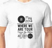 8th May - Parque dos Atletas WWAT Unisex T-Shirt