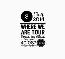 8th May - Parque dos Atletas WWAT Unisex T-Shirt