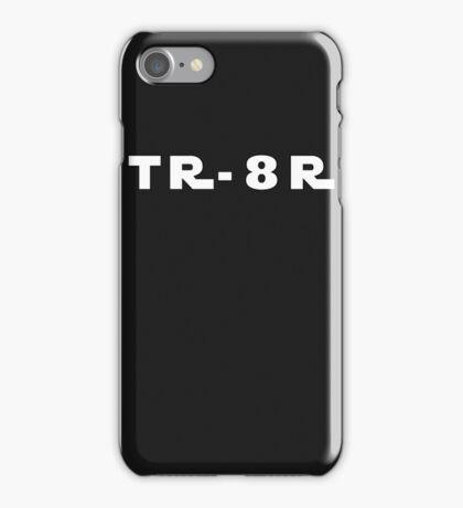 TR-8R iPhone Case/Skin