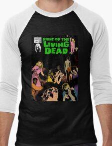 Night of the Living Dead Men's Baseball ¾ T-Shirt