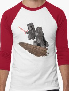 Star Wars Lion King Men's Baseball ¾ T-Shirt