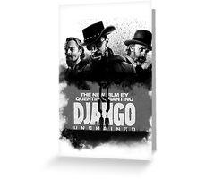 Django Greeting Card
