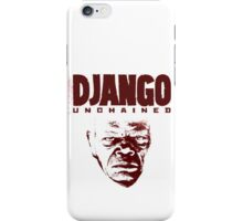 Django - Stephen iPhone Case/Skin