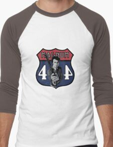 44 Magnum Men's Baseball ¾ T-Shirt