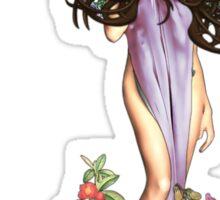 Nouveau Angelina Sticker