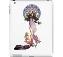Nouveau Angelina iPad Case/Skin