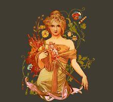 Mucha Floral T-Shirt